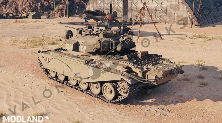 Avalon's Centurion Mk. 5/1 'Talisman' 1.5.1.0-0 [1.5.1.0]
